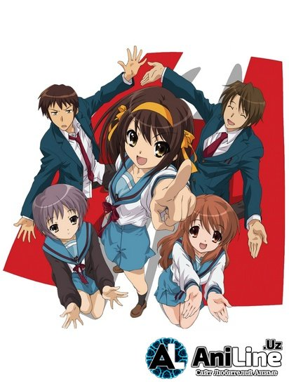 Меланхолия Харухи Судзумии [ТВ-1] / The Melancholy of Haruhi Suzumiya [TV-1]